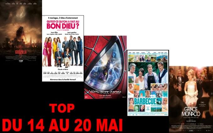 TOP 14 AU 20 MAI