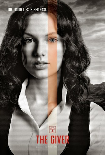 The giver persos US3