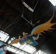 Dragons 2 gare de Paris Lyon6