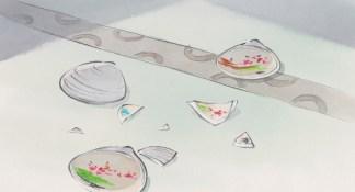 LE CONTE DE LA PRINCESSE KAGUYA un film de Isao Takahata