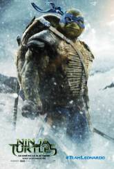 NINJA TURTLES - Leonardo