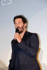 Rencontre avec Keanu Reeves avp 123