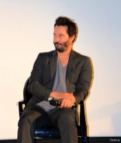Rencontre avec Keanu Reeves avp 2100