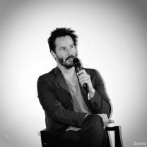 Rencontre avec Keanu Reeves avp 2101