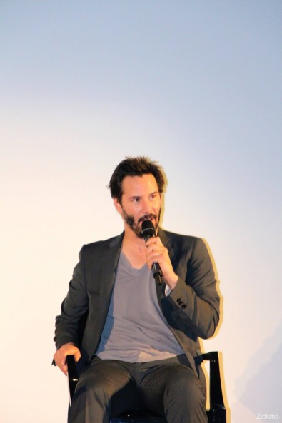Rencontre avec Keanu Reeves avp 233