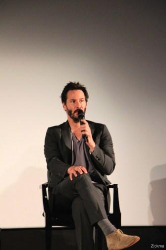 Rencontre avec Keanu Reeves avp 247