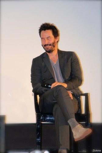 Rencontre avec Keanu Reeves avp 287