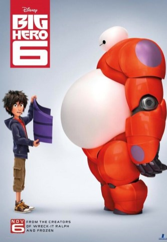 big hero 6 new poster1