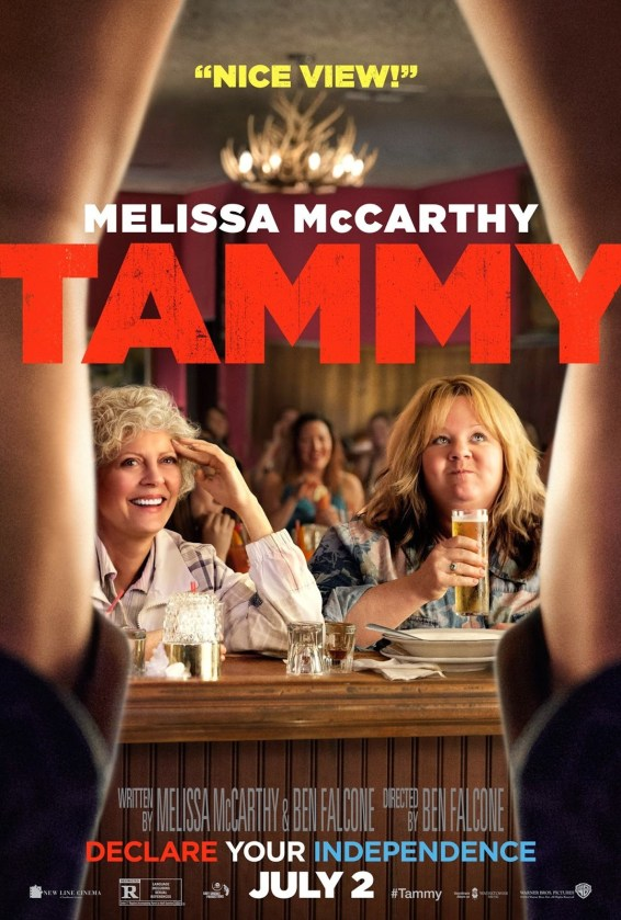 tammy poster agaon
