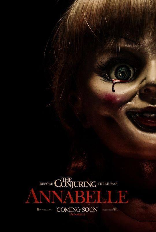 Annabelle affiche