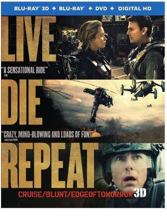 Edge of tomorrow US