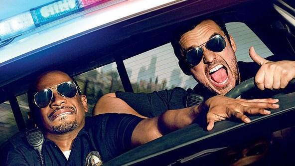 Let's be cops ok