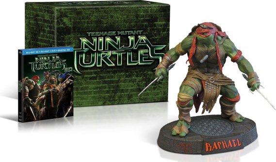 Ninja Turtles Bluray
