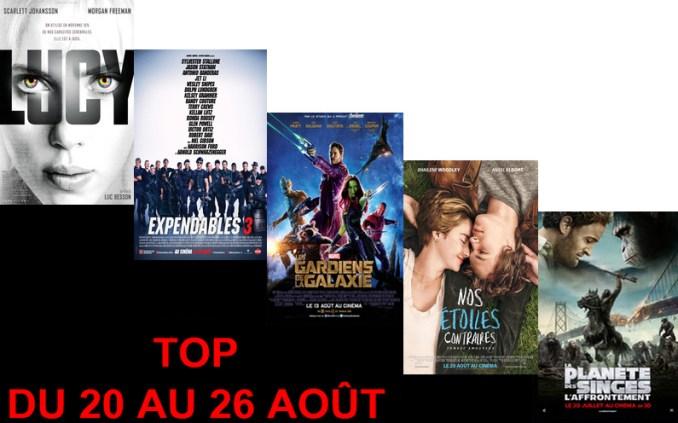 TOP 20 AU 26-8