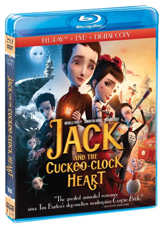 Jack et la mécanique du cœur vo