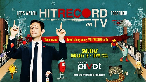 Hit Record show
