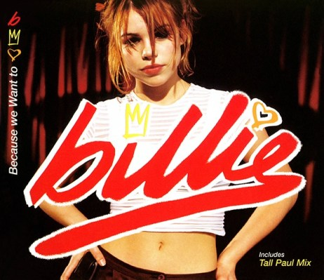 Billie piper because we want to3