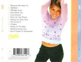 Billie piper honey to the b album single3