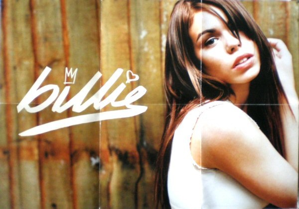 Billie piper honey to the bee single1