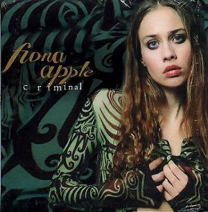 Criminal single cover Fiona Apple