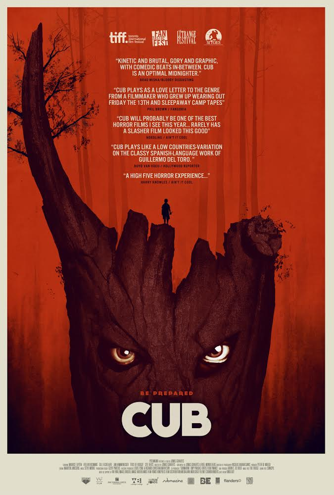 Cub New poster