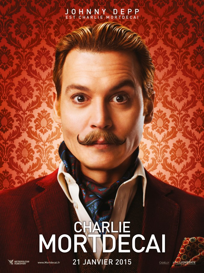 Mortdecai affiches definitives3