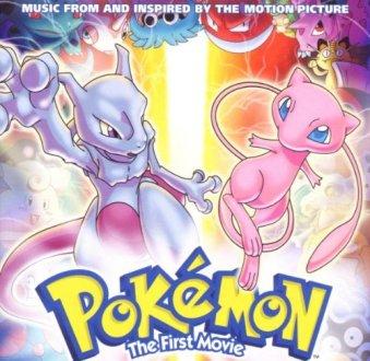 Pokemon the movie soundtrack