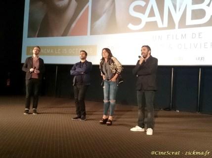 Samba AVP11