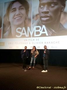 Samba AVP13
