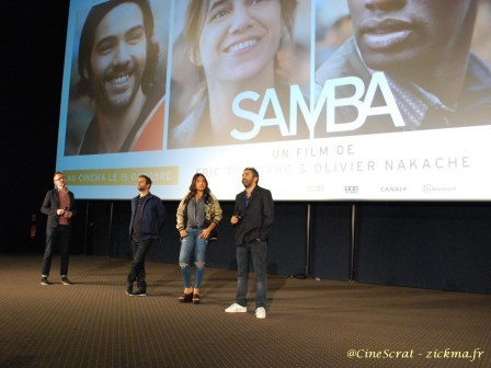 Samba AVP17