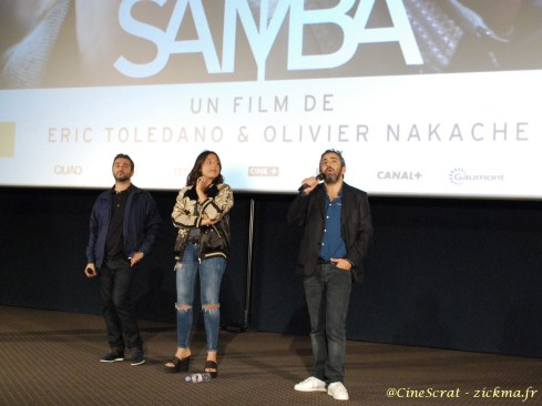 Samba AVP28