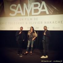 Samba AVP33
