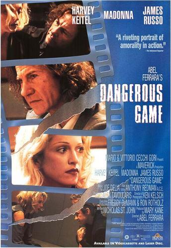 12 madonna Dangerous Game