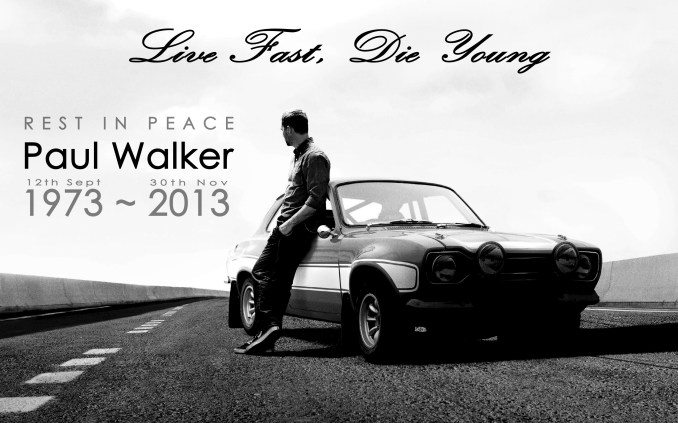 Paul Walker-tribute