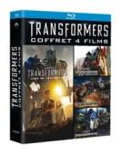 Coffret Bluray 4 films