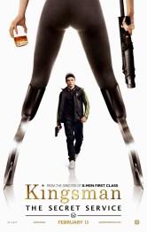 Kingsman posters VO3