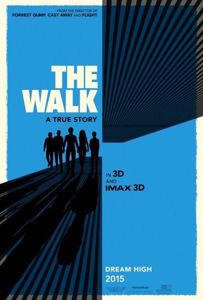 the walk-affiche