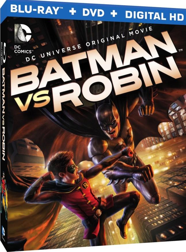 Batman VS Robin Bluray