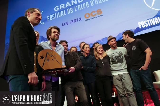 Toute Première Fois-Festival Alpe Huez 2015