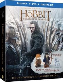 Hobbit 3 Target Exclu bluray