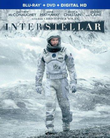 Interstellar bluray US 01