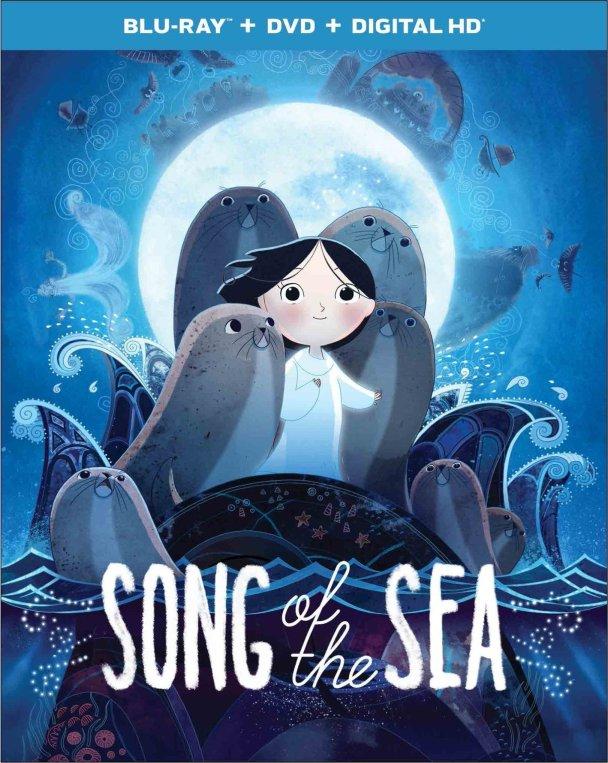 Le chant de la mer bluray US