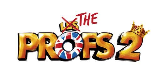 Les profs 2 Logo titre