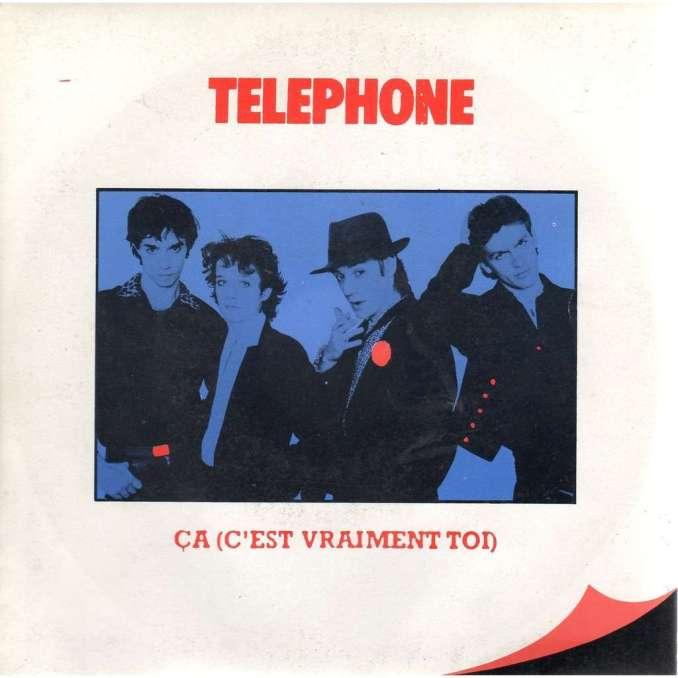 Telephone ca c'est vraiment toi