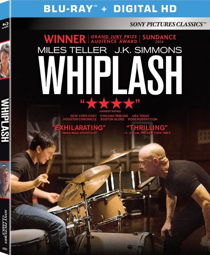 Whiplash Bluray US