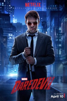 Daredevil posters personnages5