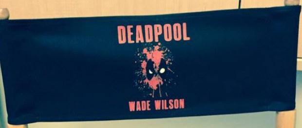 Deadpool-tournage