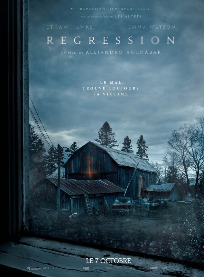 Regression-affiche VF