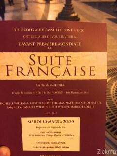 Suite française avp 1