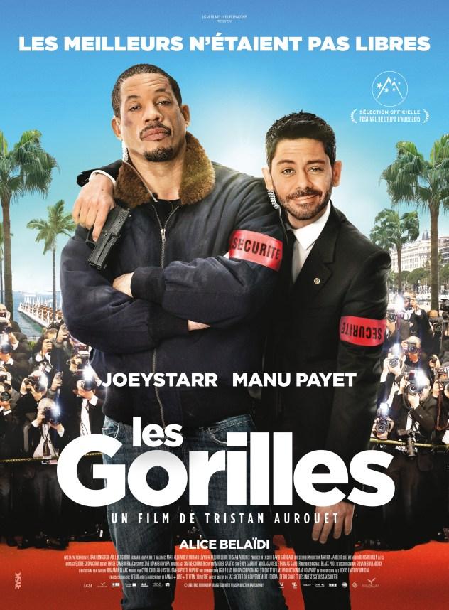 gorilles affiche